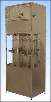 Напівавтоматичне обладнання для ліній розливу
